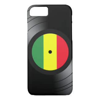 Vinyl reggae iPhone 8/7 case