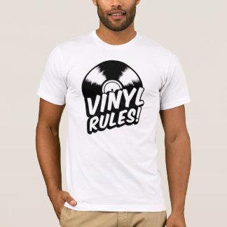 Vinyl Rules Tee-shirt! T-Shirt