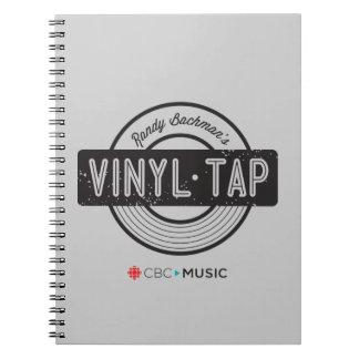 Vinyl Tap Notebook