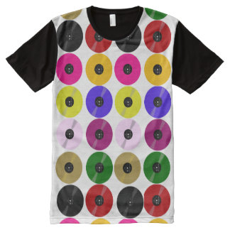 Vinyl - The Collectors' Edition All-Over Print T-Shirt