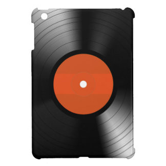 Vinyle Record Case For The iPad Mini