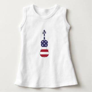 "Viola ""American Flag"" Dress"