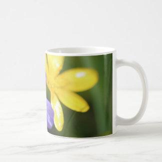 Viola And Ranunculus Coffee Mug