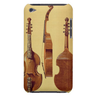 Viola d'Amore, 18th century, from 'Musical Instrum iPod Touch Cover