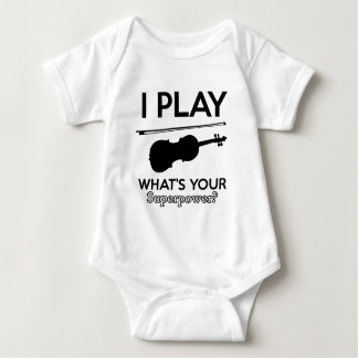 viola designs baby bodysuit