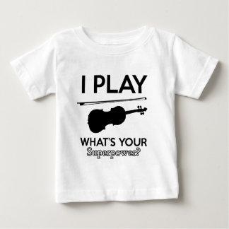 viola designs baby T-Shirt