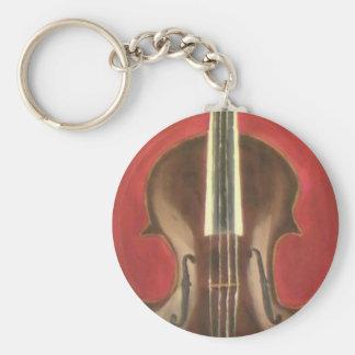 Viola Key Ring