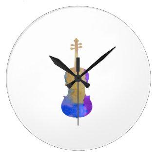 Viola Large Clock