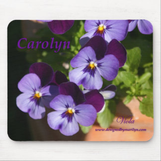 Viola Mouse Pad Carolyn