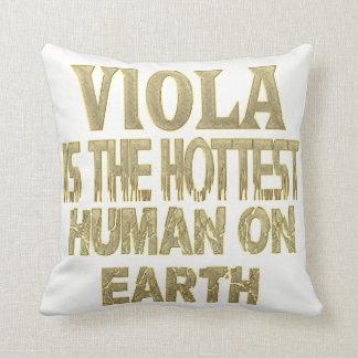Viola Pillow