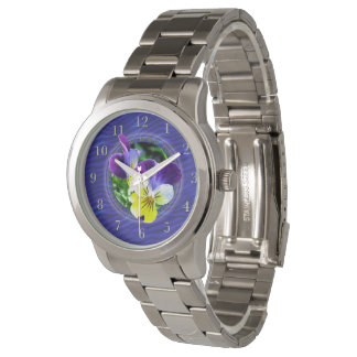 Viola Wildflowers Watch