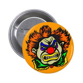 Violent Evil Clown Pins