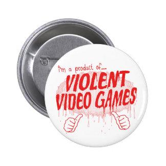 violent video games buttons
