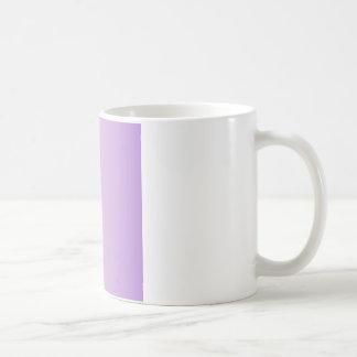 Violet 1 - Thistle and Lavender Gradient Coffee Mug