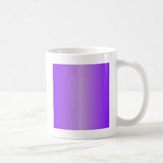 Violet 3 - Violet and Wisteria Gradient Coffee Mug