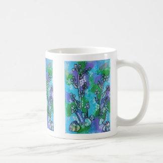 Violet and Alkanet Mug
