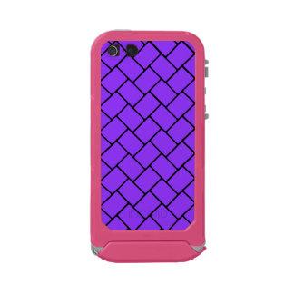 Violet Basket Weave Incipio ATLAS ID™ iPhone 5 Case