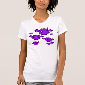 Violet Bats T-Shirt