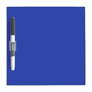 Violet Blue Bold Color Complementing Dry Erase Board
