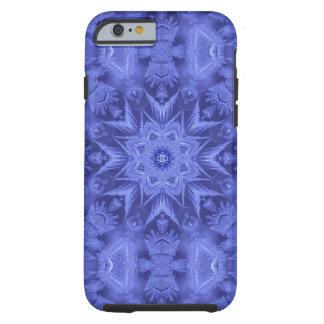 Violet Blue Frost Tough iPhone 6 Case