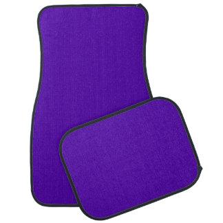 VIOLET BLUE  (solid color) ~ Floor Mat