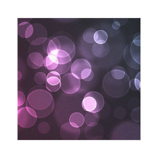 violet bubble wall frame gallery wrap canvas