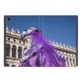 Violet carnival mask in Venice Case For iPad Mini