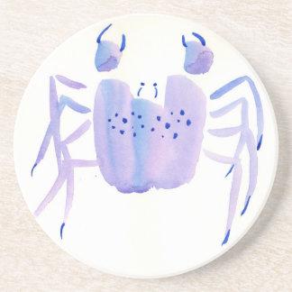 Violet Crab Coaster