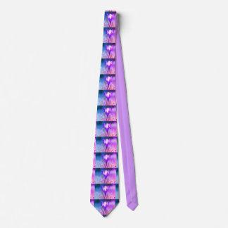 Violet crocus 02.9.2.F Tie