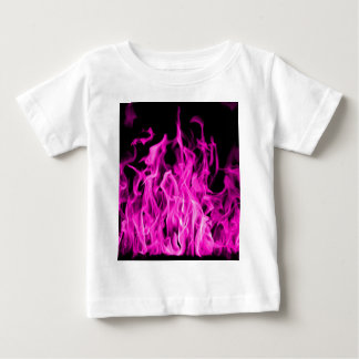 Violet flame and violet fire gifts from St Germain Baby T-Shirt