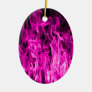 Violet flame and violet fire products and apparel ceramic oval decoration