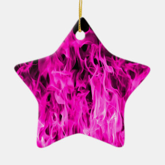 Violet flame and violet fire products and apparel ceramic star decoration