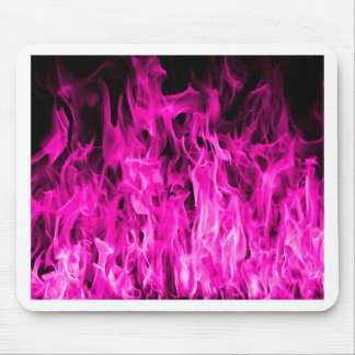 Violet flame and violet fire products and apparel mouse pad