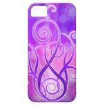Violet Flame / Violet Fire iPhone 5 Case