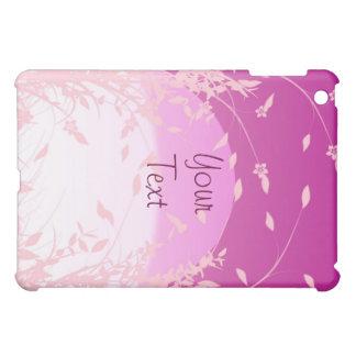 Violet Floral iPad Case