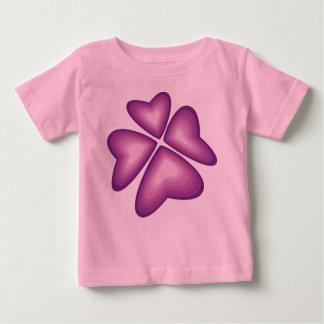 violet flower baby T-Shirt