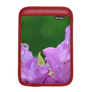 Violet Flower iPad Mini Sleeve
