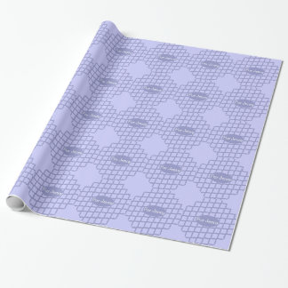 Violet for Jenny Wrap Wrapping Paper