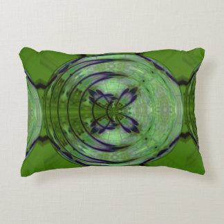 Violet Kimono Moon Decorative Cushion