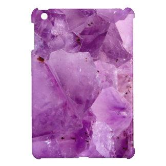 Violet Kryptonite Crystals iPad Mini Case