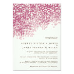 Violet Light Shower | Wedding Invitations