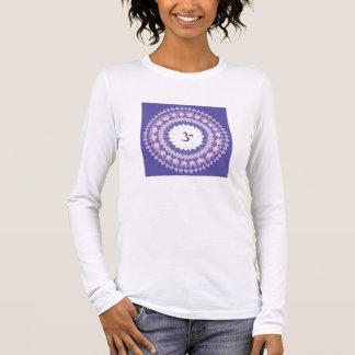 Violet Mandala Tee