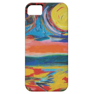Violet Night (1 of 3) Smartphone Case
