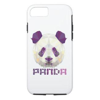 Violet Panda iPhone 7 Plus iPhone 8/7 Case