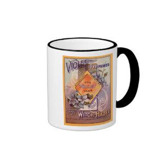 Violet Perfume Mug