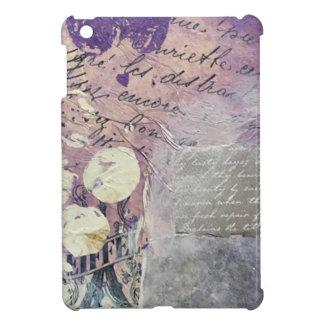 Violet Petals - Collection iPad Mini Covers