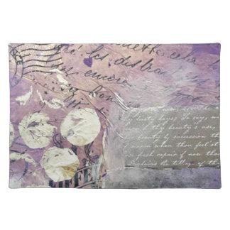 Violet Petals - Collection Placemat