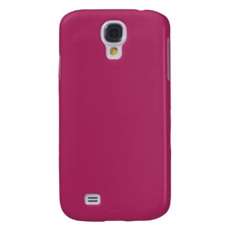 Violet Red Galaxy S4 Covers