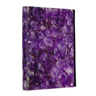 Violet Stone iPad Case
