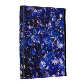 Violet Stone iPad Folio Case
